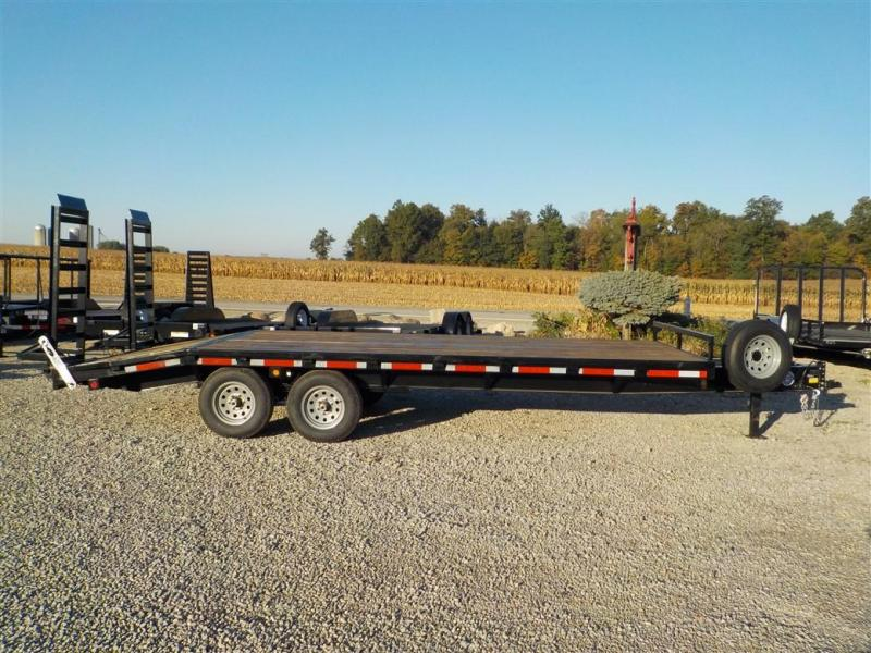 2020 Quality Steel and Aluminum 102164DO10K Equipment Trailer