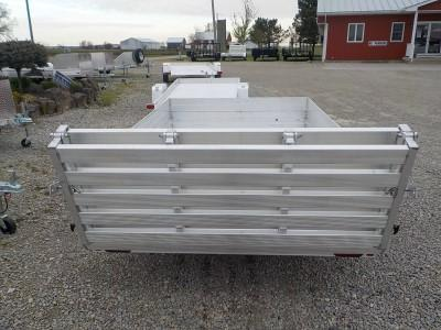2021 Aluma 6810 H - BT-SS Utility Trailer