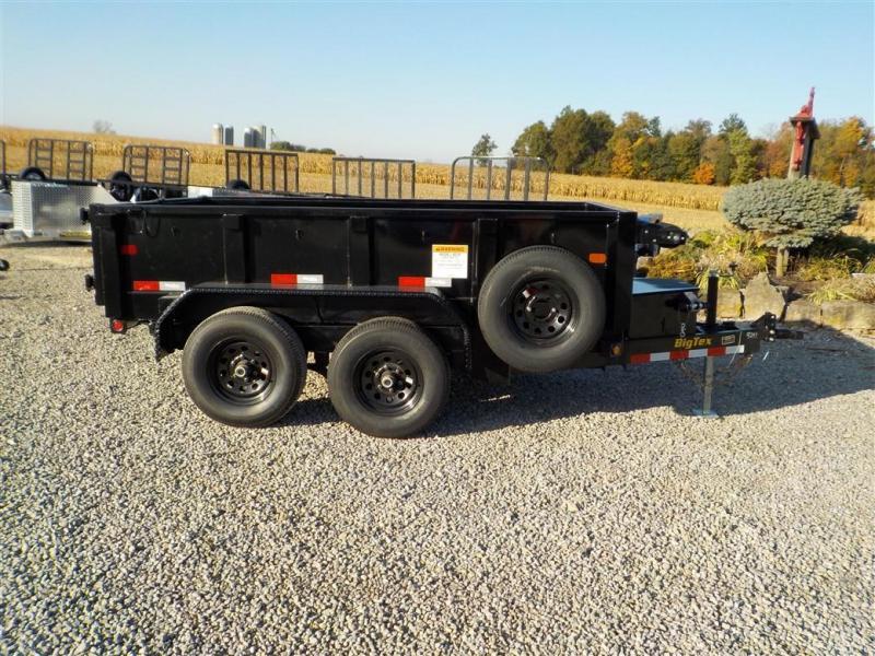 2020 Big Tex Trailers 90SR-10BK-7SIR Dump Trailer
