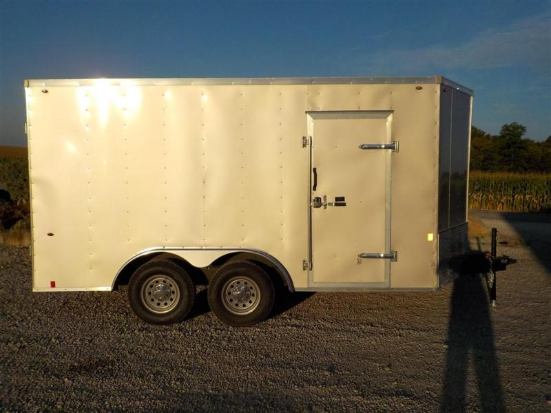 2019 Interstate IFC 814 TA3 Enclosed Cargo Trailer **USED**
