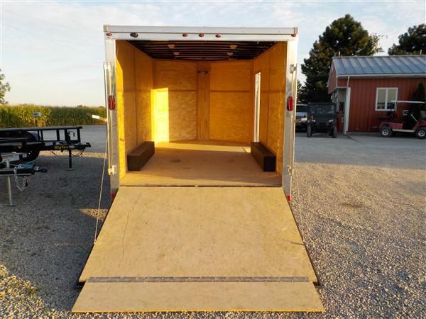 2019 Interstate IFC 814 TA3 Enclosed Cargo Trailer **USED**