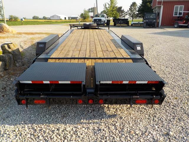 2020 PJ Trailers H5B24S2BT50 HD LoPro Equipment Trailer