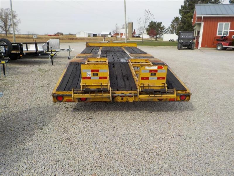 1997 Eager Beaver 10 HDB - P Equipment Trailer