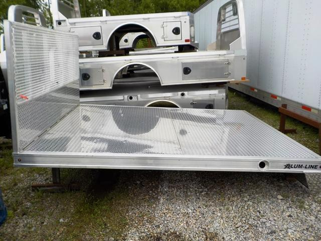 2019 Alum-Line Trailers TB 8694 Truck Bed