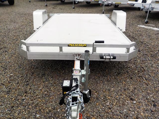 2020 Aluma 8214 HS - TILT Utility Trailer
