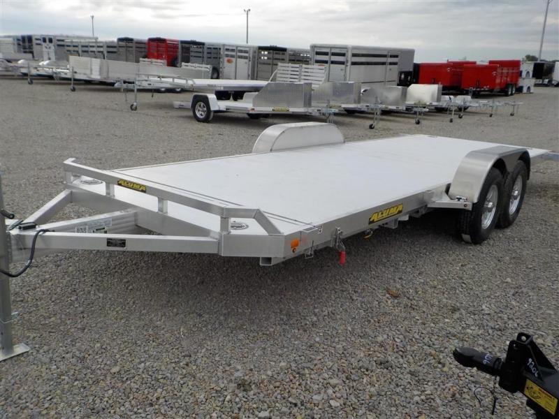 2020 Aluma 8220 H-TILT CAR HAULER Car / Racing Trailer