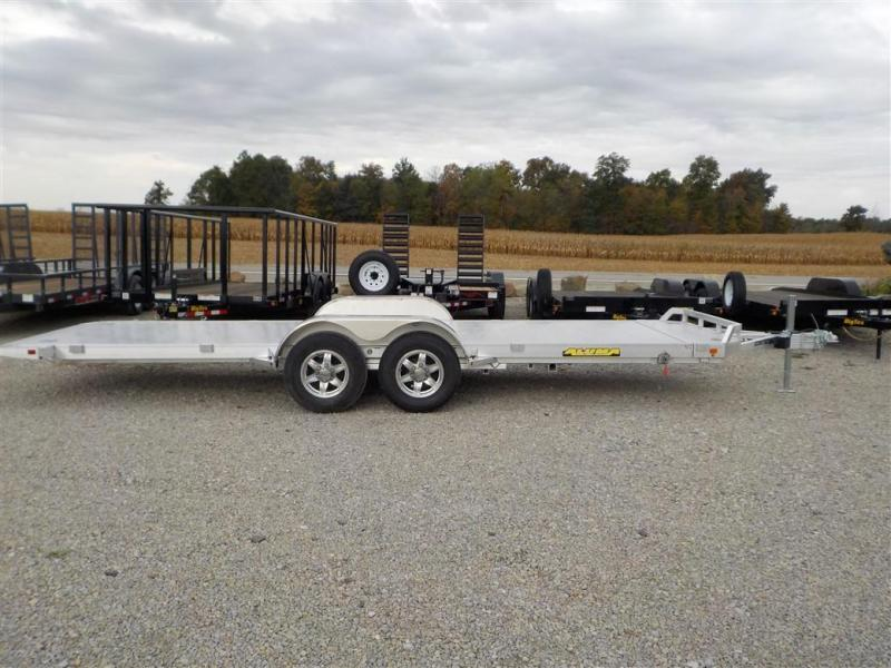 2020 Aluma 8220 H-TILT CAR HAULER Car / Racing Trailer