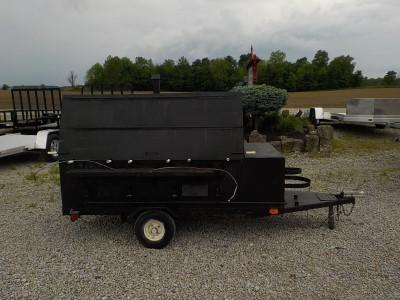 2000 Homemade 4' X 6' GAS GRILL  **