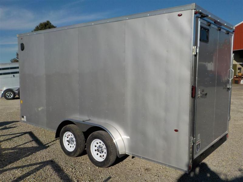 2020 Interstate IFC 716 TA2 Enclosed Cargo Trailer