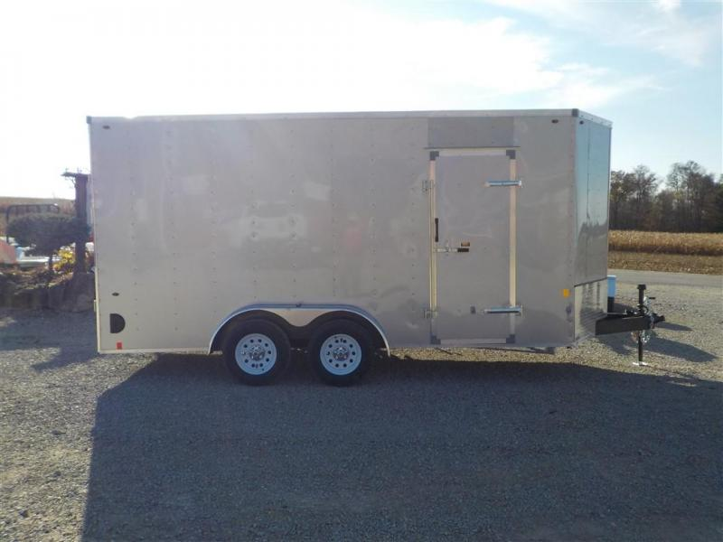 2020 Interstate IFC 716 TA2 Enclosed Cargo Trailer