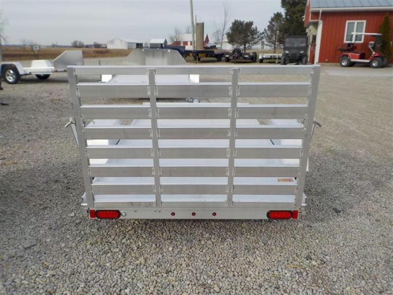 2020 Aluma 6310-S-LW-TG Utility Trailer