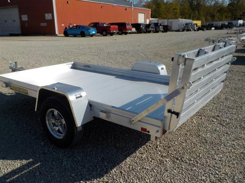 2020 Aluma 6810 H -BT Utility Trailer