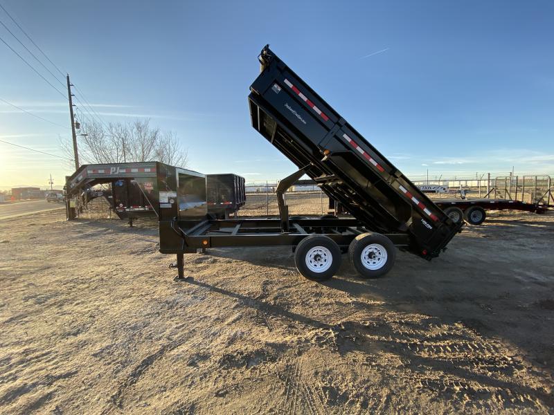 2020 PJ TRAILERS 83-14DumpGooseneck Dump