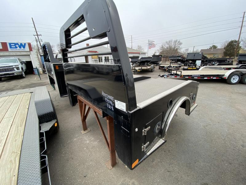 2020 CM ER2 84/82/42/42 GM 2RTB Truck Beds and Equipment