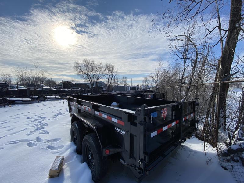 2020 PJ TRAILERS 83-12Dump Dump
