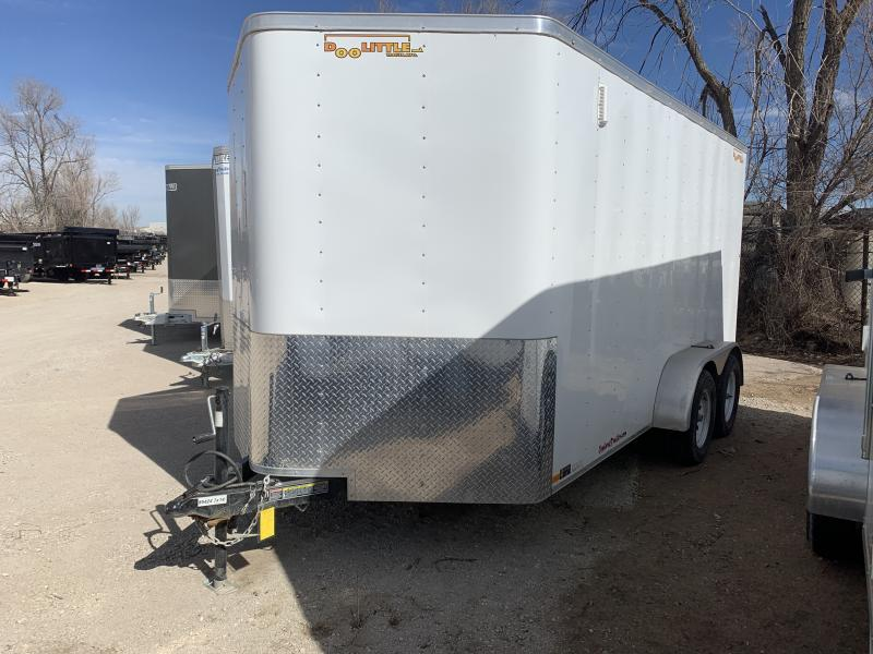 2020 DooLittle Trailers 7-14 Enclosed