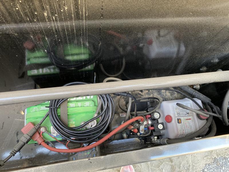 2020 NORSTAR 96-16DumpDeckOverGooseneck Dump