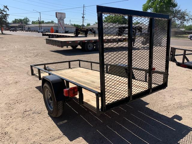 2020 Diamond T Trailers 4.5-9RampGate