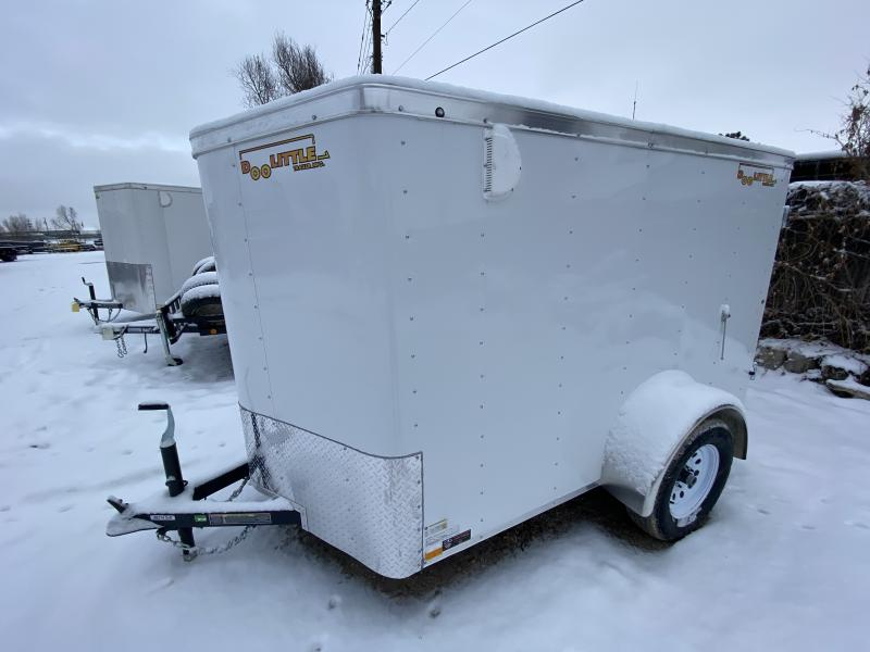 2020 DOOLITTLE TRAILER MANUFACTURING 5-8Enclosed Enclosed Cargo Trailer