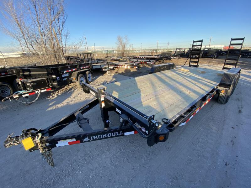 2020 NORSTAR 83-HD20EquipmentHauler Flatbed Trailer