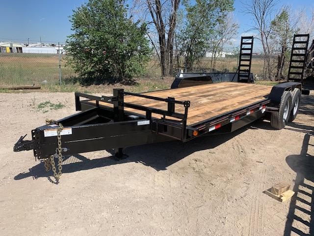 2020 Diamond T Trailers 83-HD20SkidPro