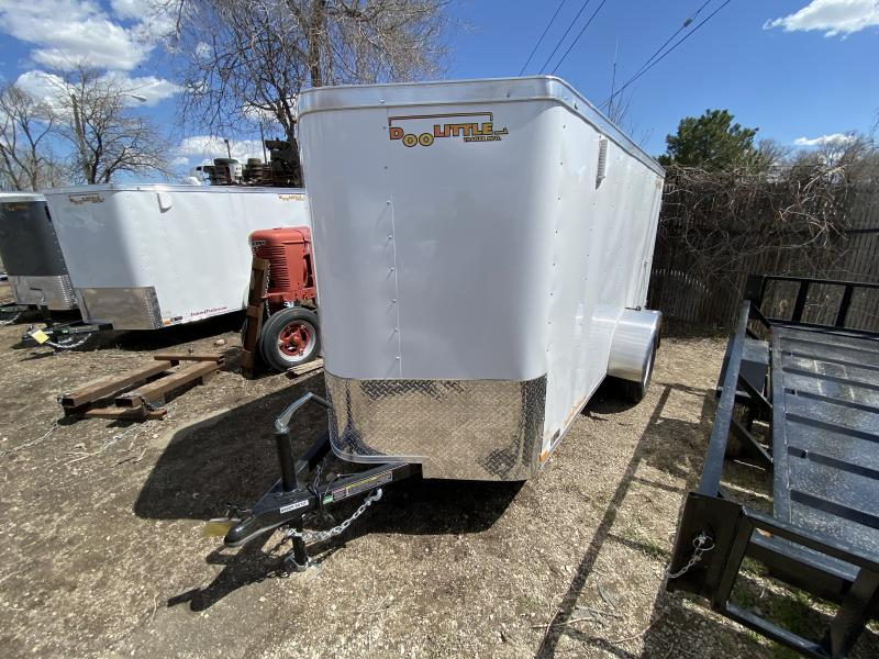 2020 DooLittle Trailers 5-10Enclosed