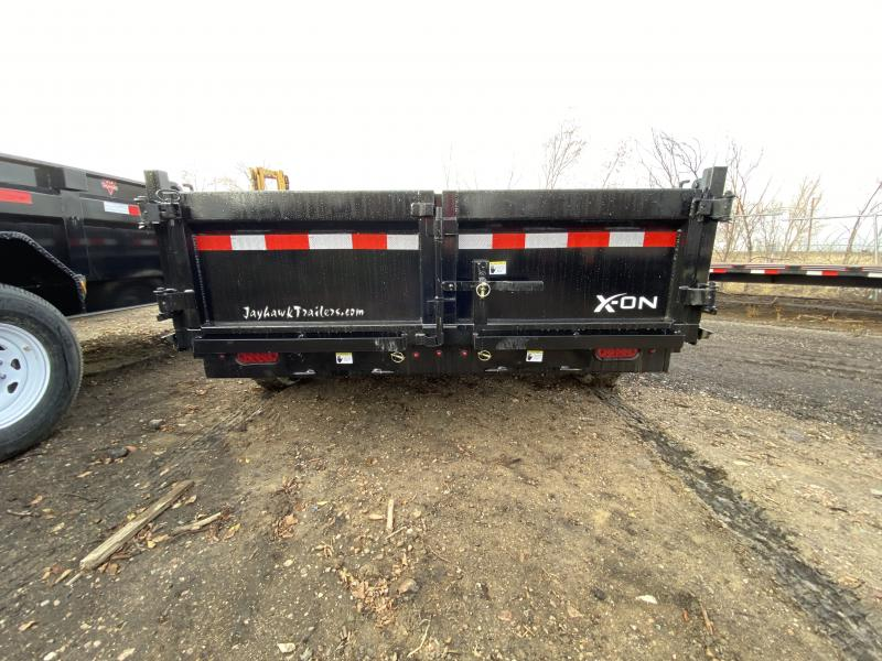 2020 X-ON TRAILERS 72-12Dump Dump