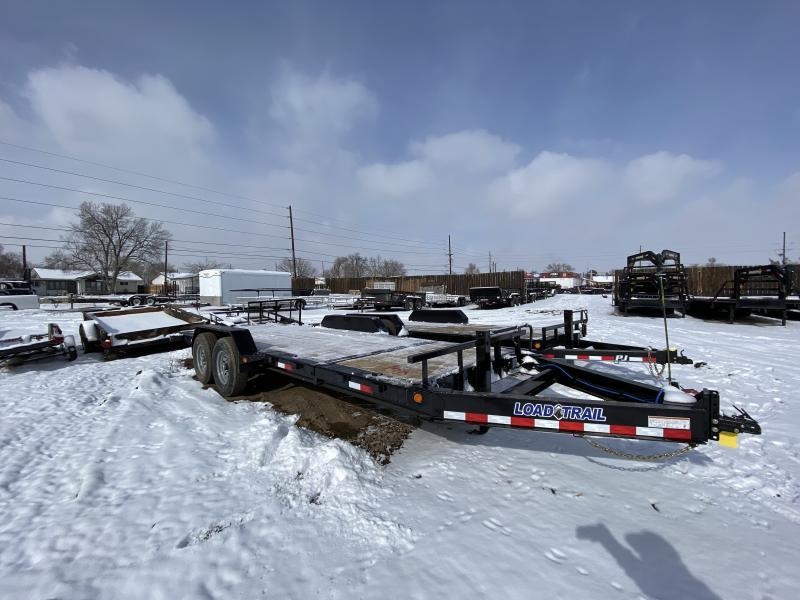 2020 LOADTRAIL LLC 83-HD20TILTEquipmentHauler Dump