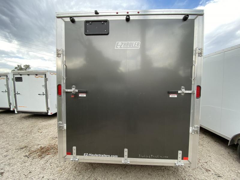 2019 ALCOLM LLC 7-16Enclosed Enclosed Cargo Trailer