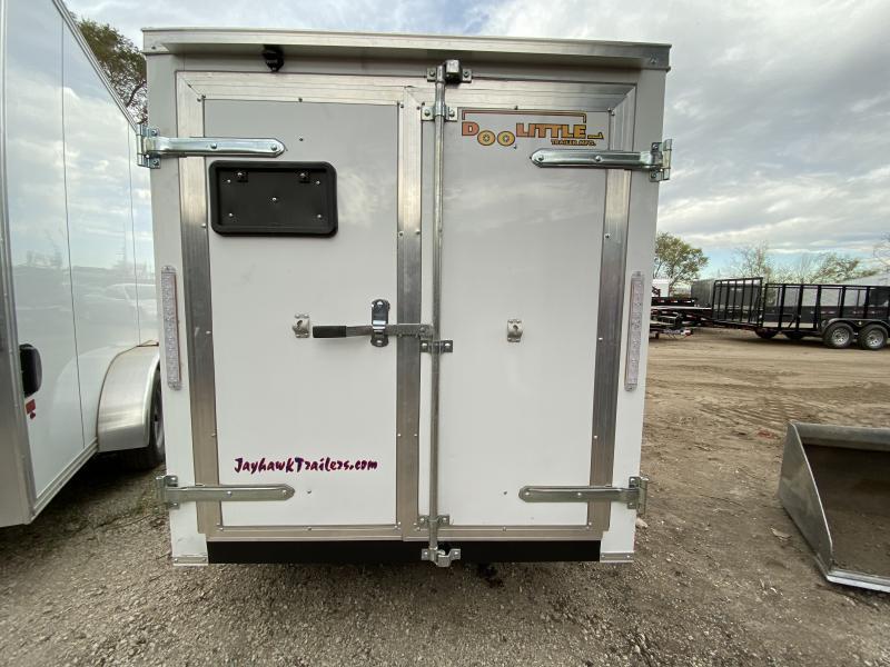2020 DOOLITTLE TRAILER MANUFACTURING 5-8Enclosed Enclosed Cargo Trailer