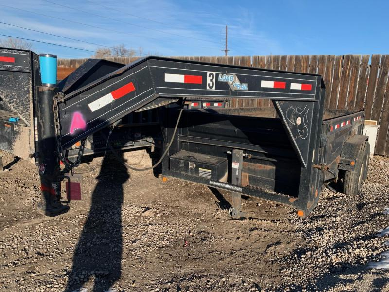 2008 LOADTRAIL LLC 83-14DumpGooseneck Dump