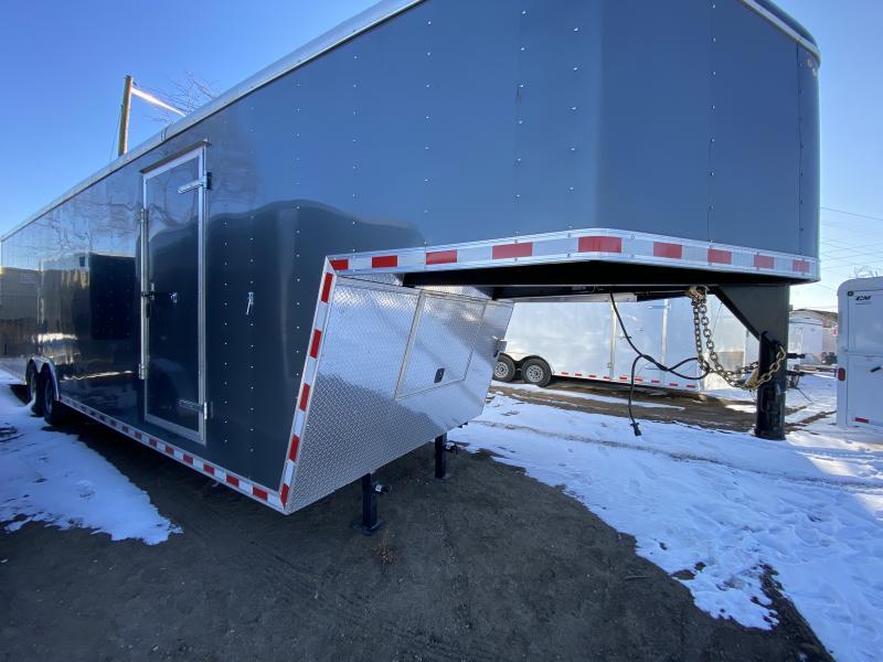 2019 DOOLITTLE TRAILER MANUFACTURING 8.5-28EnclosedGooseneck Enclosed Cargo Trailer