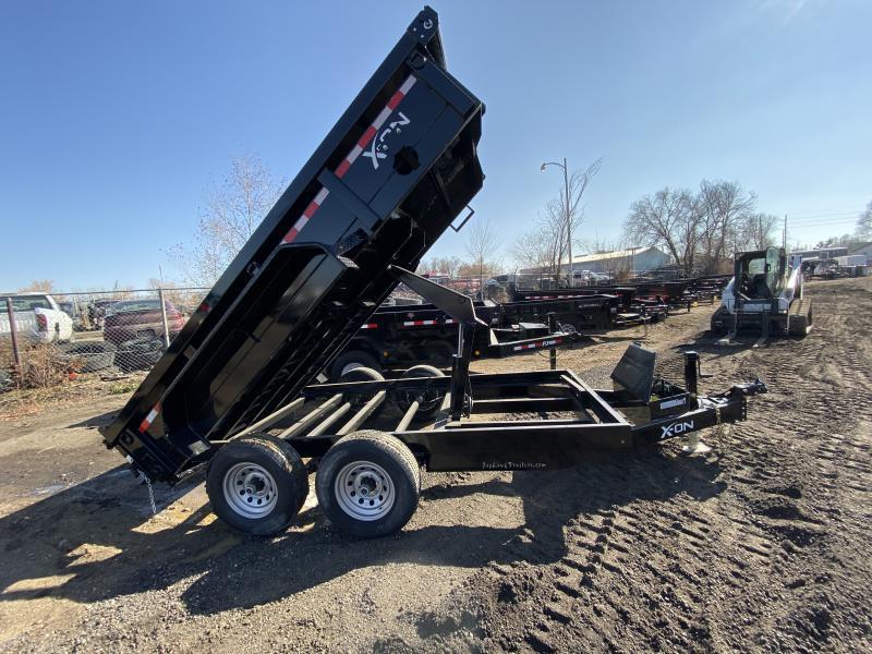 2020 Bison Trailers 72-12Dump Dump