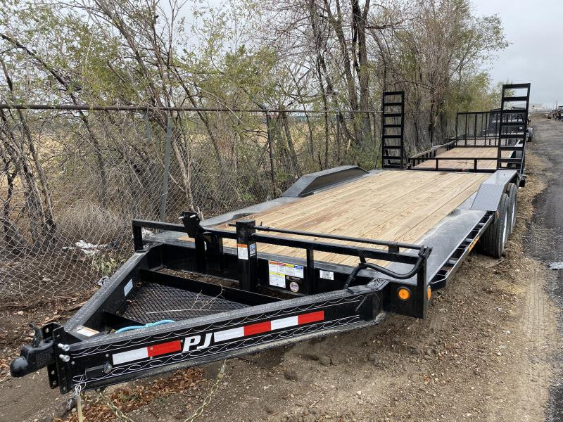 2020 PJ TRAILERS 102-HD208Ks Flatbed Trailer