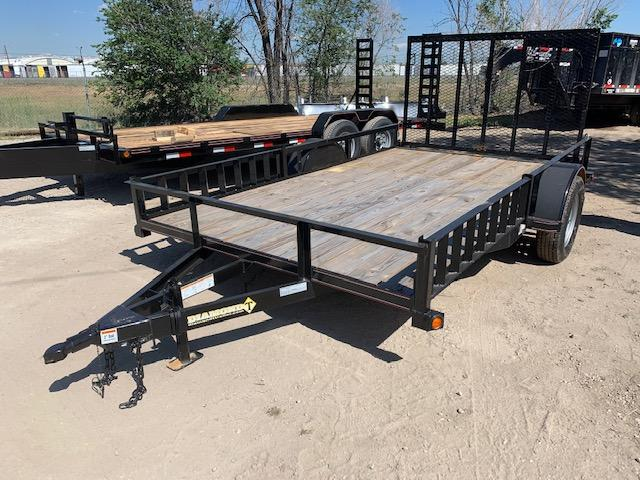 2020 Diamond T Trailers 83-12RampGateATV