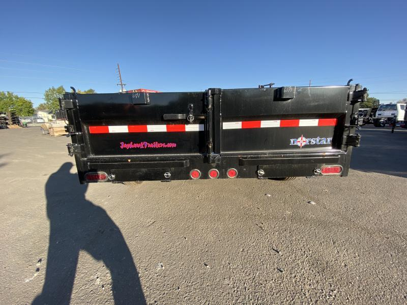 2019 NORSTAR 83-14Dump Dump