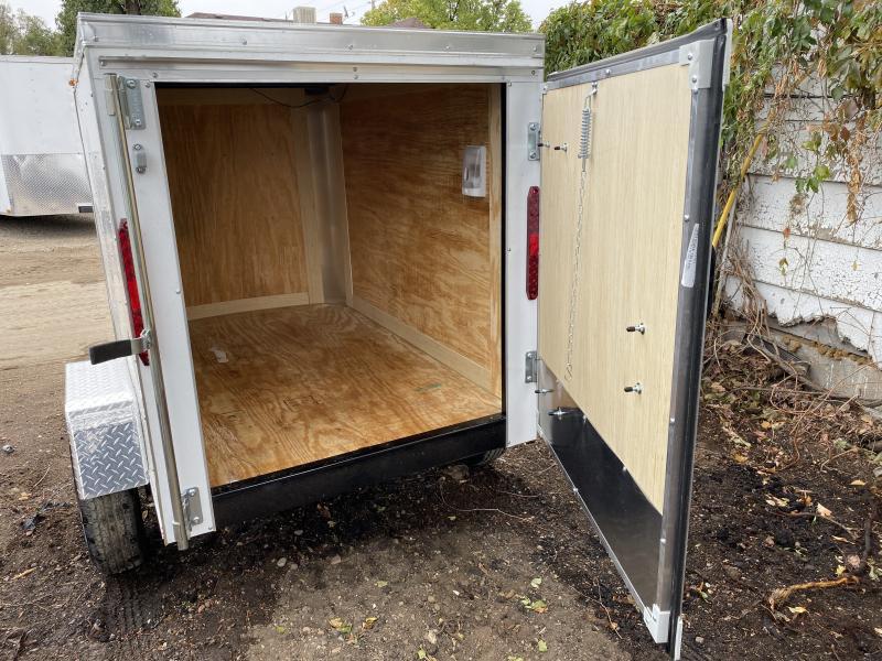 2020 HOMESTEAD TRAILERS 4-6Enclosed Enclosed Cargo Trailer