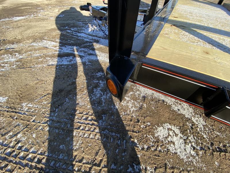 2020 DIAMOND T TRAILER 83-16RampGate Flatbed Trailer