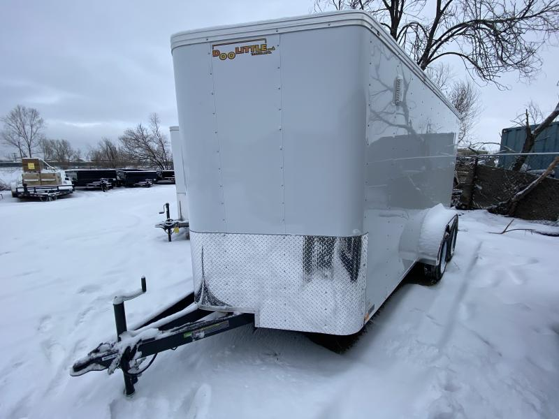 2020 DOOLITTLE TRAILER MANUFACTURING 7-14Enclosed Enclosed Cargo Trailer