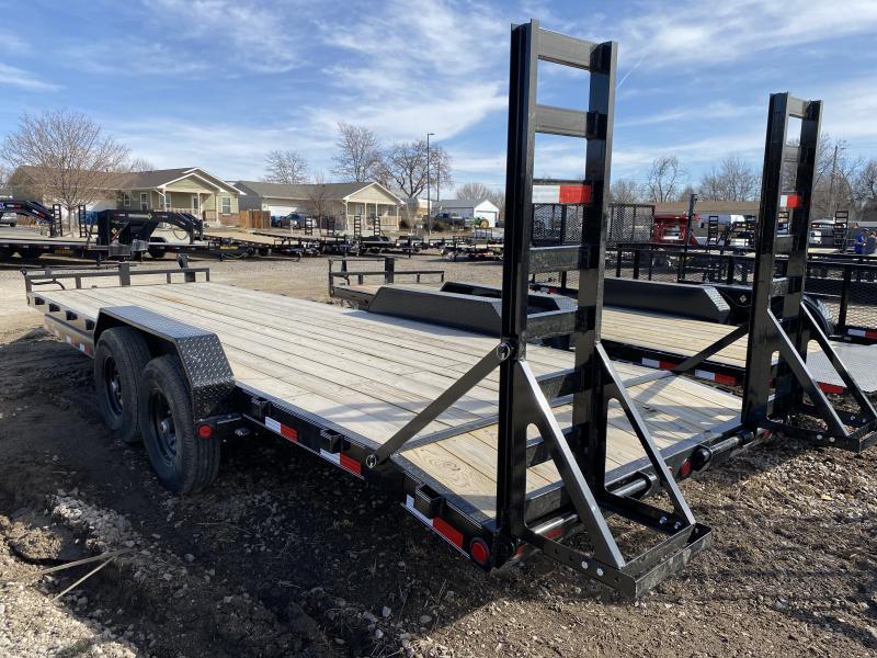 2020 PJ Trailers 83-HD24EquipmentHauler