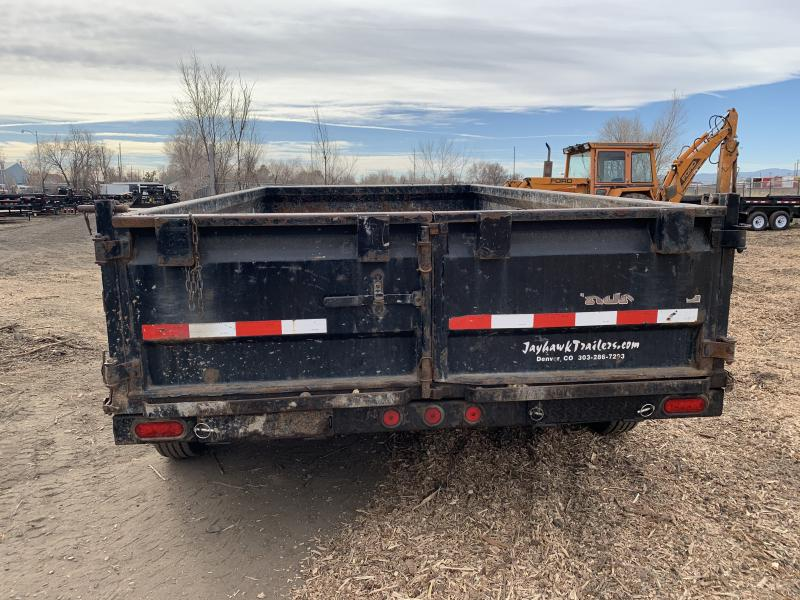 2016 NORSTAR 83-14Dump Dump