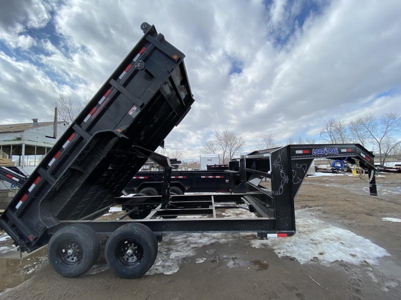 2020 LOADTRAIL LLC 83-14DumpGooseNeck Dump