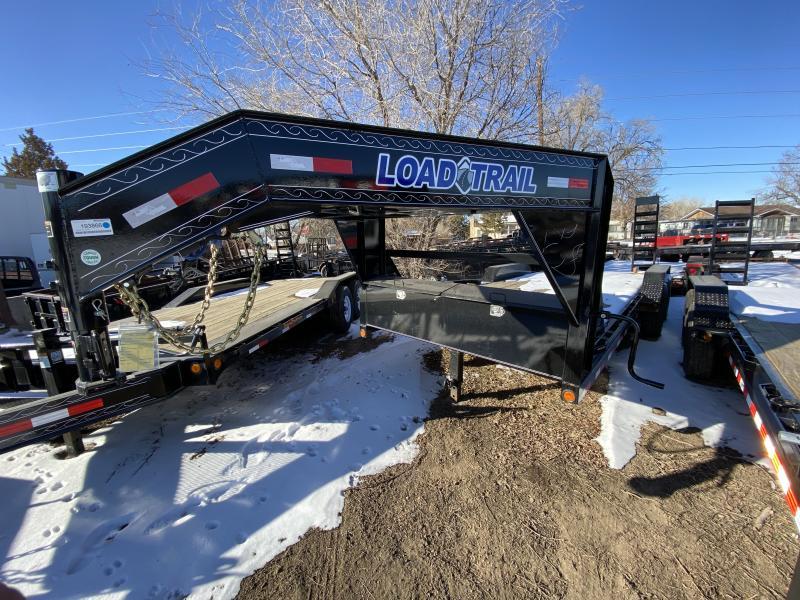 2019 LOADTRAIL LLC 83-HD20EquipmentHaulerGooseneck Flatbed Trailer