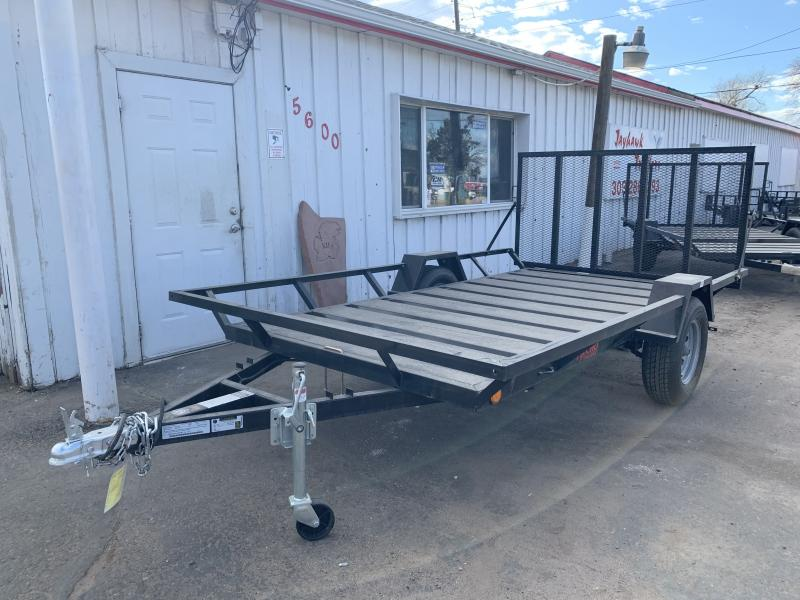2019 Echo Trailers 2 Place LONG ATV EE-11-14