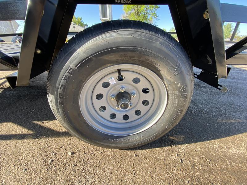 2020 Echo Trailers 3 Place ATV EE-14-14