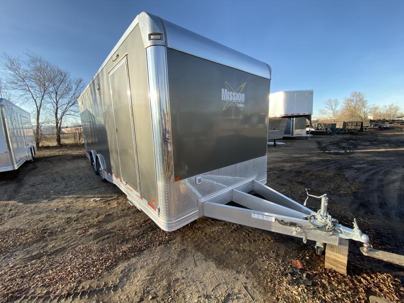 2019 ALCOLM LLC 8.5-24EnclosedCarhauler Enclosed Cargo Trailer