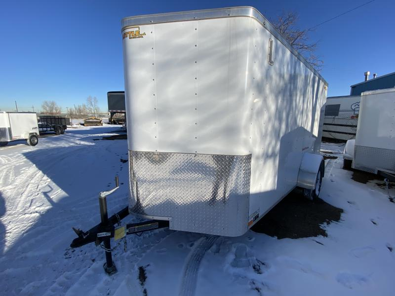 2019 DOOLITTLE TRAILER MANUFACTURING 5-10Enclosed Enclosed Cargo Trailer