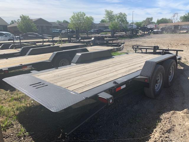 2020 Load Trail 83-HD16TILTEquipmentHauler