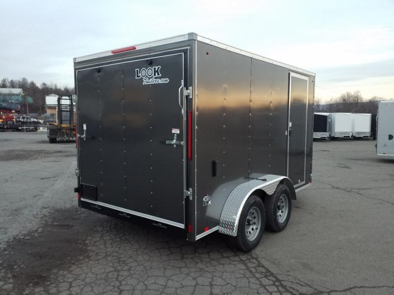 2020 Look Trailers STLC 7X12 EXTRA HEIGHT Enclosed Cargo Trailer