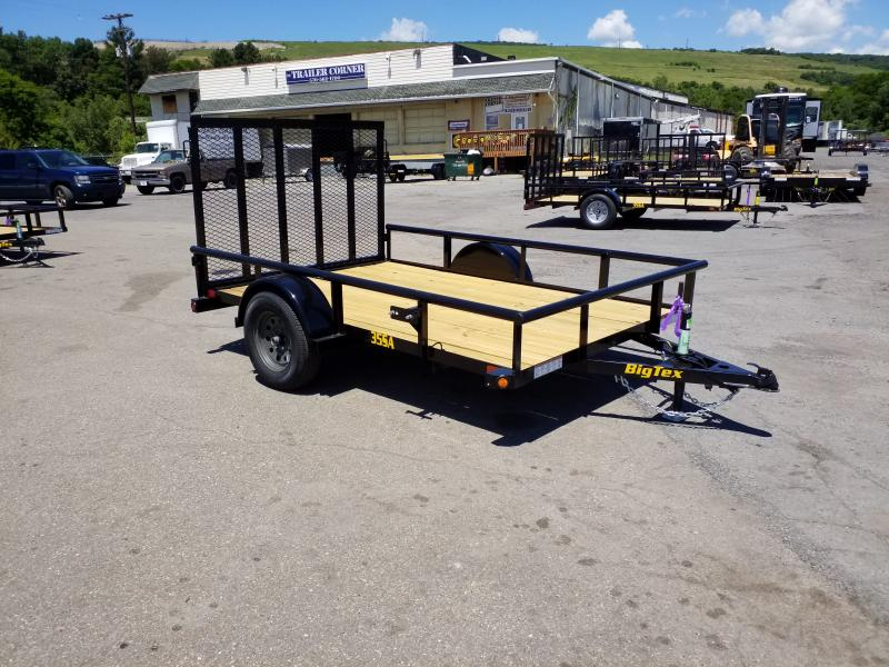 2020 Big Tex Trailers 35SA-10 77X10 Utility Trailer